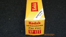 Vtg Kodak Verichrome VP 127 Film  Develop before dated 1969   Must  L@@K!