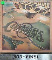 Commodores - Natural High.Original 1978  Motown Vinyl Album.Ex.Condition