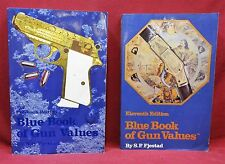Two Firearms Price Guides: Blue Book, 11th and 15th Editions