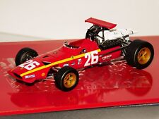 FERRARI 312 F1 #26 J. ICKH WINNER FRENCH GP 1968 LA STORIA IXO SF13/68 1:43