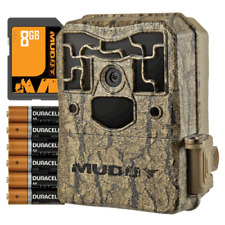 NEW Muddy Pro-Cam 20 Trail Camera Game 20mp Bundle MTC600-K BUNDLE