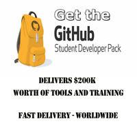 Github Student Pack: $100 AWS Azure DigitalOcean Free Credit + More + Free Gift