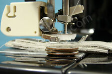 INDUSTRIAL STRENGTH Sewing Machine +WALKING FOOT Sews UPHOLSTERY SUNBRELLA ETC!!