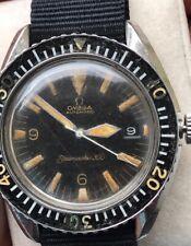 Vintage omega seamaster 300 diver Ref: 166.024-64 SC
