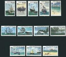 Cocos (Keeling) Islands: 1976 Historic Ships (20-31) MNH