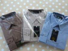 Yes Button Cuff Machine Washable Formal Shirts for Men