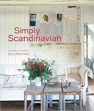 SIMPLY SCANDINAVIAN Interior Design Simplicity Modern Swedish Finnish Norwegian
