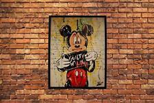 Mickey Mouse Poster Wall Art Maxi 2019 Prints New Disney Retro -1807