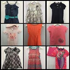 Girl's Size 2 Lot Playsuit Casual Dress Ralph Lauren Target Origami #G103