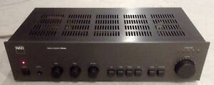 NAD STEREO AMPLIFIER 3020A