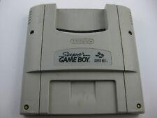 Juegos de Nintendo adaptador Super NES Super Gameboy snsp - 027 #605