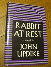 Rabbit at Rest, Trade Ed., John Updike, Alfred A. Knopf, NY1990