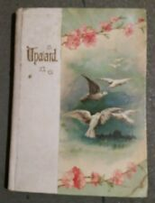 upward poems & picture book BY ERNEST NISTER &  ILLUSTRATIONS BY FRED HINES RARE