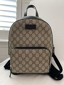 Gucci Supreme Canvas Eden Backpack - Used - In Great Condition