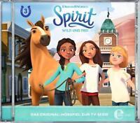 SPIRIT - (3)ORIGINAL HÖRSPIEL Z.TV-SERIE-EIN PFERD FÜR TURO   CD NEU
