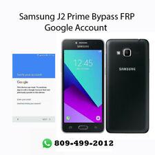Google Account Samsung J2 Prime
