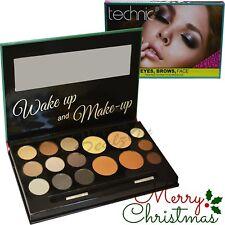 Technic Occhi Sopracciglia Viso Tavolozza Wake up & Make-up Set Kit