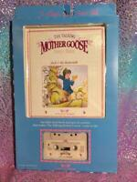 """WORLDS OF WONDER TALKING MOTHER GOOSE BOOK/TAPE """"JACK AND THE BEANSTALK"""" - WOW!"""