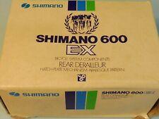 Shimano 600 EX GS  5 / 6 Sp.Rear derailleur mech -  bicycle NOS L'eroica