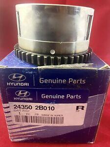 GENUINE Engine Timing Camshaft Gear CVVT 10-11 Kia Soul 1.6L OEM 243502B010