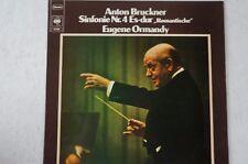 Bruckner Filarmonica 4 Eugene Ormandy Philadelphia Orchestra CBS 61631 lp56