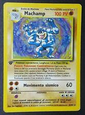 MACHAMP 42//83 Rara Holo Reverse in Italiano POKEMON Generazioni