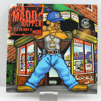 The Madd Rapper Tell Em Why U Madd Vintage Vinyl Record 2 x LP VG+ C2 69832