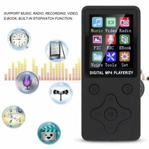 Geschenk MP3 Player Digital Kinder MP3 Player FM Radio LCD Bildschirm NEU DHL