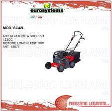 ARIEGGIATORE A SCOPPIO 123CC MOD.SC42L EUROSYSTEMS ART. 15871