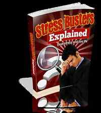 How To Stop Stressing Out & Live Longer, Less Stress For Health & Long Life (CD)