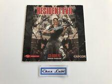 Notice - Resident Evil - PC - FR