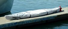 Danuu Buddy Deluxe Kayak Storage Cover - Kayak, Surfski, Rowing Shell up to 18ft