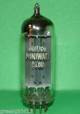 Philips Miniwatt EZ80 6V4 D-Getter Vacuum Tube  Results = 1895/1845