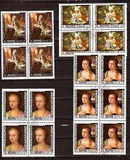 MANAMA  Tableaux: Le jour des Méres  et la lettre de J.H.Fragonard H156