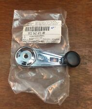 NOS Porsche 911 Chrome Window Crank 1968-77 911 912