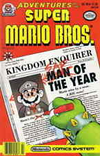 Adventures of the Super Mario Bros. #6 FN; Valiant | save on shipping - details