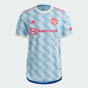 MANCHESTER UNITED 21/22 AWAY AUTHENTIC JERSEY - Brand New With Tags