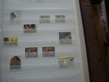VATICAN - 10 timbres obliteres (tout etat)