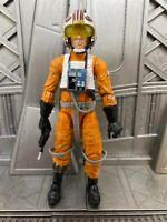 "Star Wars The Black Series Hasbro Snowspeeder LUKE SKYWALKER 6"" Action Figure 2"