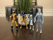 Marvel Legends X-Men Loose Lot Wolverine Pick Series Jean Grey Iceman Mystique