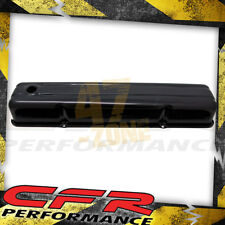 1952-62 Chevy 235 Straight Inline 6 Cylinder Steel Valve Cover - Black