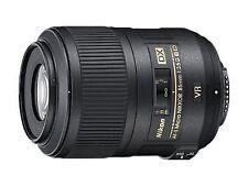 Nikon 85mm F3.5 G Ed VR DX Micro Af-s Nikkor Lens