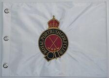 ROYAL PORTRUSH GOLF CLUB (2019 Open Championship) Embroidered GOLF FLAG