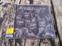 Limp Bizkit – New Old Songs UICS-1028 JAPAN CD OBI