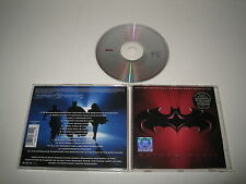 BATMAN & ROBIN/SOUNDTRACK/DANNY BRAMSON(WARNER/9362-46620-2)CD ALBUM
