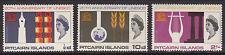 1966 Pitcairn Island U.N.E.S.C.O. 20th Anniversary - Muh