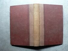 Alphonse Karr DEVANT LES TISONS 1857 Librairie Nouvelle RELIÉ