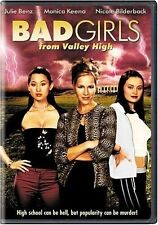 Bad Girls From Valley High (DVD, 2005)