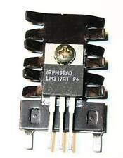LM317AT Voltage Regulator with Heatsink   -   LM317T