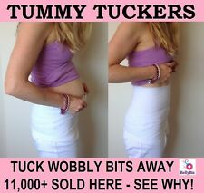 LADIES INSTANT TUMMY TUCK SLIMMER Top SHAPEWEAR Made 2B SEEN Waist Trainer